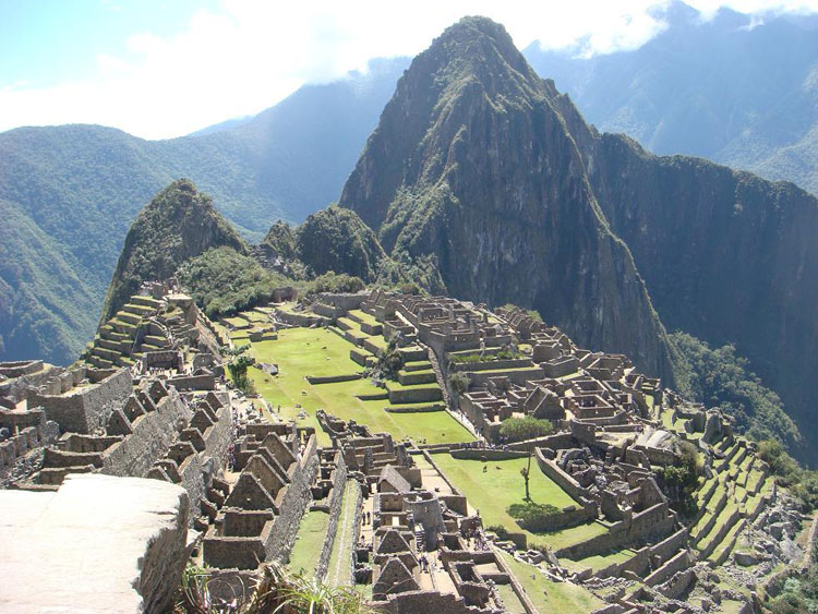 Drive to Peru Photo. MACHU PICCHU